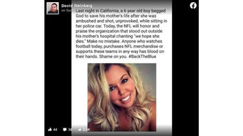 Fact Check: Blonde Woman In Meme About Ambush Of Los Angeles County Deputies Is NOT The Wounded Female Officer