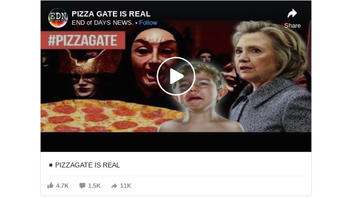 Fact Check: 'Pizza Gate' Is NOT Real