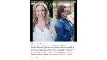 Fact Check: Justine 'Diamond' Family Did NOT Receive A $55 Million Settlement In Minneapolis Police Shooting -- The Justine Damond Family Got $20 Million