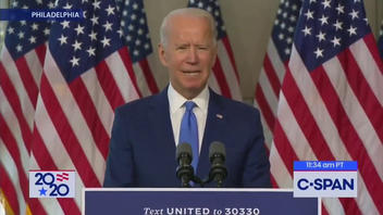 Fact Check: Joe Biden DID Say 200 Million People Would Die From COVID by End of His Speech, Then Corrected Himself