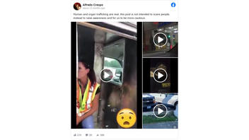 Fact Check: White Van Videos Do NOT Include Evidence Of Sex Trafficking, Organ Harvesting Kidnappers