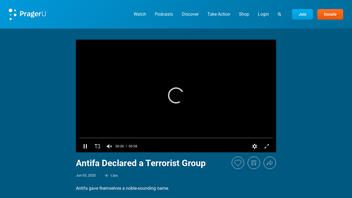 Fact Check: The United States Has NOT Labeled Antifa A Terrorist Group