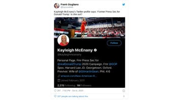 Fact Check: Kayleigh McEnany is NOT Out as White House Press Secretary
