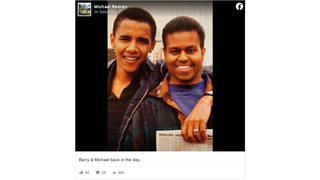 Fact Check: This Is NOT An Original Photo Of Barack and Michelle Obama