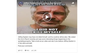 Fact Check: Jeffrey Epstein Was NOT Found Living in New Mexico