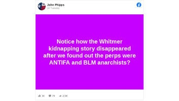 Fact Check: The Whitmer Kidnapping Story Did NOT Disappear After 'We Found Out The Perps Were ANTIFA And BLM Anarchists'