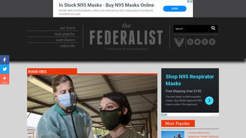 Fact Check: CDC Report Did NOT Say Masks Are Ineffective In Preventing Spread Of COVID-19