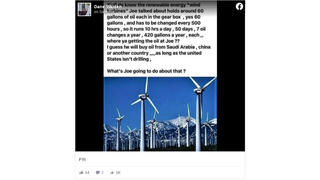 Fact Check: Wind Turbines Do NOT Need Their Oil Changed Every 500 Hours, Some Can Go Years