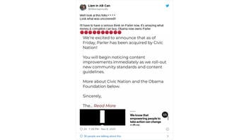 Fact Check: Social Media Site Parler Has NOT Been Sold, Two Co-owners Say