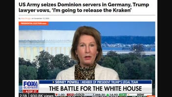 Fact Check: US Army Did NOT Seize Dominion Servers In Germany