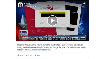 Fact Check: Dominion Voting Machines Do NOT Use Smartmatic Software