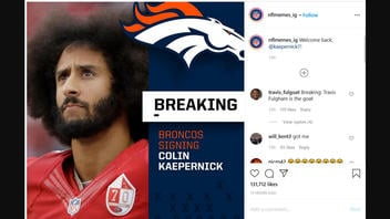 Fact Check: Denver Broncos Did NOT Sign Colin Kaepernick To Play Sunday, November 29, 2020, After Other Quarterbacks Were Placed In COVID-19 Quarantine