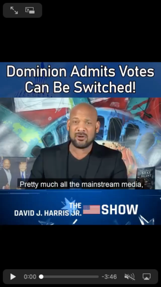 """Fact Check: Video Of Dominion Voting Systems Presentation Covers """"Adjudication"""" Of Improperly Marked Ballots, NOT How To Switch Votes"""