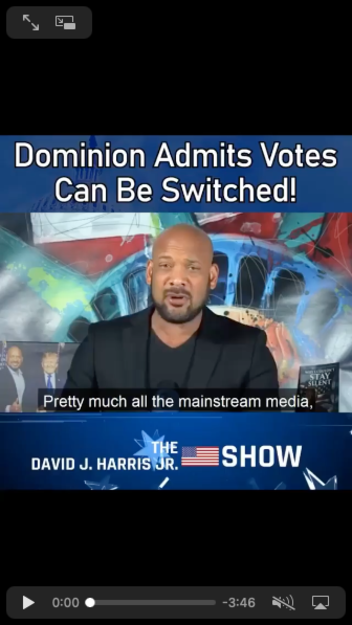 "Fact Check: Video Of Dominion Voting Systems Presentation Covers ""Adjudication"" Of Improperly Marked Ballots, NOT How To Switch Votes"