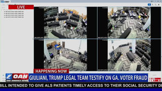 Fact Check: Video From Georgia Does NOT Show Suitcases Filled With Ballots Suspiciously Pulled From Under A Table; Poll Watchers Were NOT Told To Leave