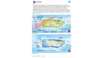 Fact Check: An Asteroid Is NOT About To Hit Near Puerto Rico, And The Arecibo Telescope Collapse Was NOT Nefarious
