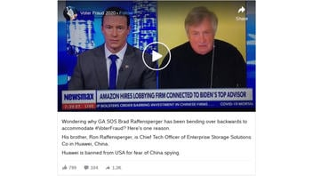 Fact Check: Georgia Secretary Of State Brad Raffensperger Does NOT Have A Brother Ron Who Is CTO Of China's Huawei Corp