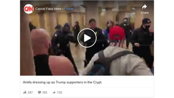 Fact Check: There Is NO Evidence Protesters Were Antifa Activists Dressing Up As Trump Supporters In The Capitol