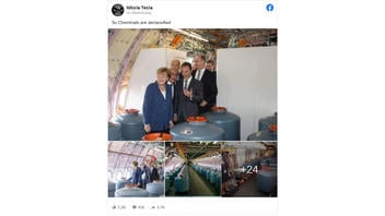 Fact Check: These Photos Are NOT Associated With 'Chemtrails'