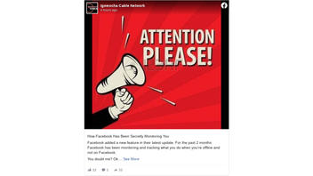 Fact Check: 'Off-Facebook Activity' Setting Does NOT Allow Facebook to See Bank Account Info, Email, Etc.