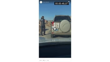 Fact Check:  Police Officer Did NOT Catch Wife Cheating During Traffic Stop -- It's A Joke Video