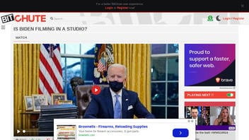 Fact Check: Video Does NOT Prove President Biden's Oval Office Is Filmed In Castle Rock Entertainment Studio