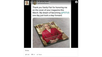 Fact Check: Dr. Rachel Levine Was NOT Featured On The Cover Of Vanity Fair