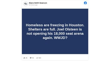 Fact Check: Joel Osteen's Lakewood Church In Houston Is NOT Closed to People Without Shelter During Texas Freeze-Up