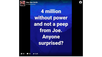 Fact Check: Joe Biden Was NOT Silent On The 4 Million People Without Power Due To The Winter Storm