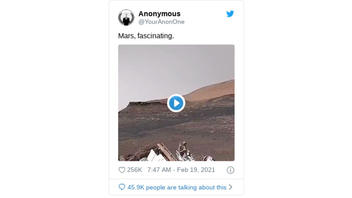 Fact Check: 360-Degree Panorama of Mars 'With Sound' Is NOT 2021 Footage From Perseverance Rover