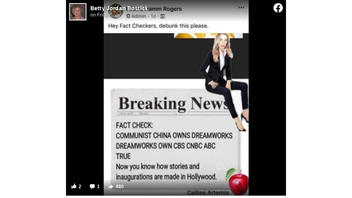 Fact Check: 'Communist China' Does NOT Own DreamWorks Animation