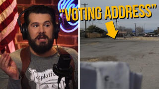 Fact Check: 'Louder with Crowder' Video Of Vacant Voter Addresses In Nevada, Michigan Includes Errors, Is NOT Proof Of 'Mass Voter Fraud'