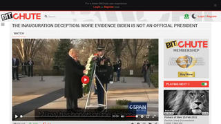 Fact Check: Details Of Inaugural Wreath Ceremony Do NOT Mean Biden Isn't Official President