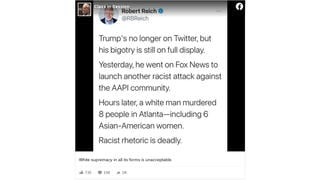 Fact Check: Atlanta Spa Shootings Did NOT Happen Hours After Trump Interview On Fox News