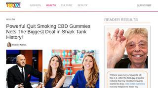 Fact Check: Khalife Sisters Did NOT Pitch CBD Gummies On TV's 'Shark Tank'