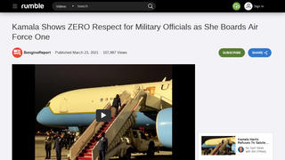 Fact Check: Protocol Does NOT Require Vice President To Salute Military Personnel
