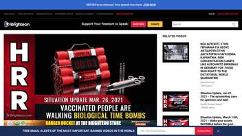 Fact Check: Vaccinated People Are NOT 'Walking Biological Time Bombs'