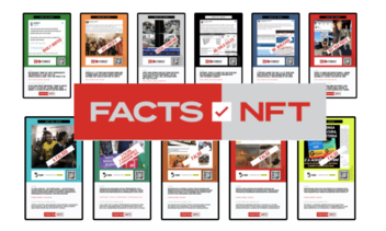 Lead Stories Participates In FACTS-NFT Platform For Trading Fact Checks In NFT Format