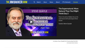Fact Check: 'End Times' Expert's QAnon And COVID-19 'Zombie' Claims On Jim Bakker Show Are NOT True