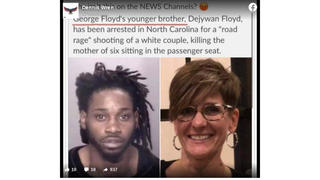 Fact Check: George Floyd's Younger Brother Was NOT Arrested And Charged In Deadly Road Rage Attack