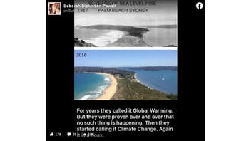 Fact Check: Historic Photos Of Sydney's Palm Beach Do NOT Prove Climate Change Is 'Hoax'