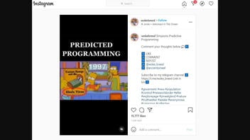 Fact Check: 'The Simpsons' Did NOT Predict George Floyd's Death, The Notre Dame Fire, The Ebola Breakout Or Donald Trump Touching An Orb