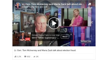 Fact Check: Lt. Gen. Tom McInerney And Maria Zack Video Shows NO Proof Of Election Fraud