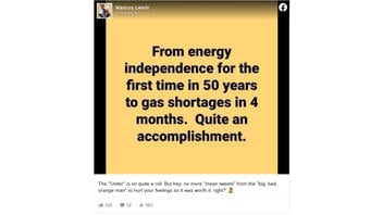 Fact Check: U.S. Was NOT Energy Independent Four Months Ago