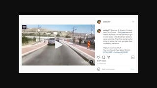 Fact Check: Video Gives NO Evidence Palestinian Girl Was Killed By Israeli Settler And Weapon Put Next To Her Body To 'Falsify The Truth'