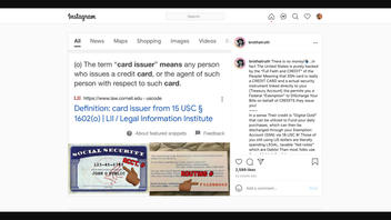 Fact Check: Social Security Card IS NOT Useable Like A Credit Card