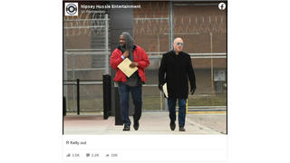 Fact Check: R. Kelly Is NOT Out Of Prison