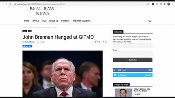 Fact Check: John Brennan Has NOT Been Hanged At Gitmo