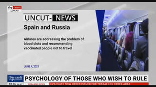 Fact Check: Airlines In Spain and Russia Are NOT Recommending Vaccinated People Should Not Travel -- But Boy, Did This Rumor Travel