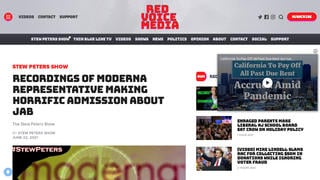 Fact Check: Moderna 'Representative' Does NOT Make 'HORRIFIC' Admission About Vaccine